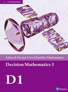 Image for Decision mathematics1,: Textbook