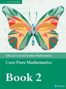 Image for Edexcel A Level Further Mathematics Core Pure MathematicsBook 2