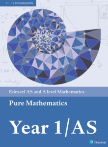 Image for Pure mathematicsYear 1/AS