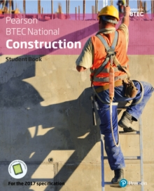 Image for BTEC nationals construction.: (Student book)