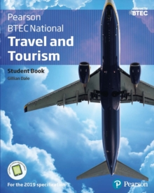 BTEC National Travel and Tourism Student Book + ActiveBook - Dale, Gillian