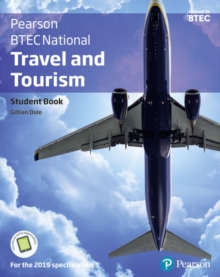 Image for BTEC national travel & tourism  : for the 2017 specifications: Student book + activebook