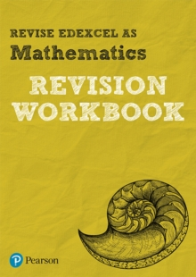 Image for Revise Edexcel: AS mathematics C1 C2 M1 S1 D1