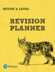 Revise A level Revision Planner - Bircher, Rob