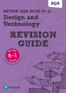 Image for Pearson REVISE AQA GCSE (9-1) Design & Technology Revision Guide : (with free online Revision Guide) for home learning, 2021 assessments and 2022 exams