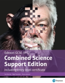Image for Combined science, support edition with ELC: Student book