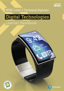 Image for BTEC level 2 technical diploma digital technology: Learner handbook with activebook