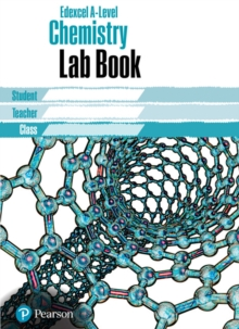 Image for Edexcel AS/A level Chemistry Lab Book : Edexcel AS/A level Chemistry Lab Book