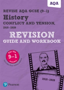 Image for Conflict and tension, 1918-1939: Revision guide and workbook