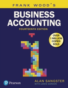 Image for Frank Wood's business accounting1
