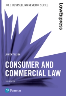 Consumer and commercial law - Tillson, Judith