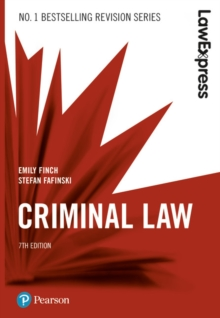Criminal law - Finch, Emily