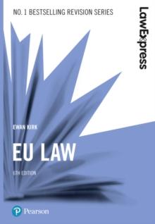 EU law - Kirk, Ewan