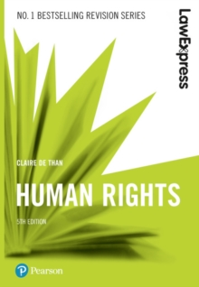 Human rights - De Than, Claire