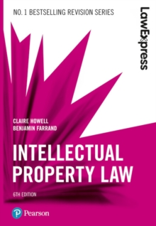 Intellectual property law - Howell, Claire