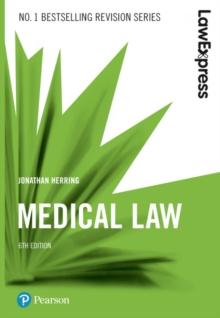 Medical law - Herring, Jonathan