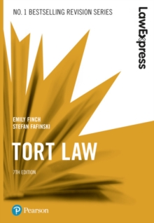 Tort law - Finch, Emily