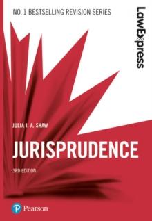 Jurisprudence - Shaw, Julia J.A.