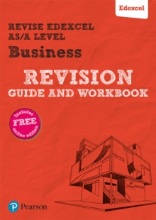AS/A level business: Revision guide and workbook - Redfern, Andrew