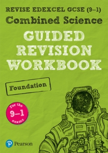 Image for Combined science  : for the 2016 specificationFoundation,: Guided revision workbook