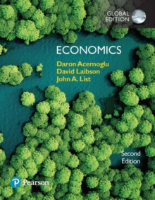 Economics plus Pearson MyLab Economics with Pearson eText, Global Edition