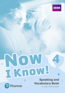 Image for Now I Know!3,: Speaking and Vocabulary Book