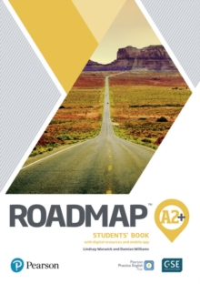 Image for Roadmap A2+  : students' book with digital resources and mobile app