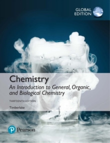 Image for Chemistry  : an introduction to general, organic and biological chemistry