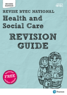 Health & social care: Revision guide - Baker, Brenda