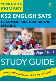 KS2 grammar, punctuation, and spelling: Study guide - Woodford, Kate