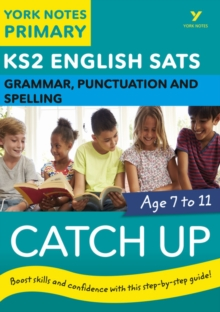 Catch-up KS2 grammar, punctuation and spelling - Adlard, Rebecca