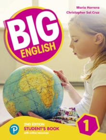 Image for Big English AmE 2nd Edition 1 Student Book with Online World Access Pack