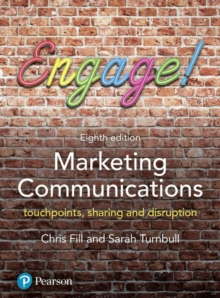 Image for Marketing communications  : touchpoints, sharing and disruption