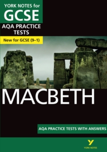 Macbeth  : AQA practice tests - Powell, Alison