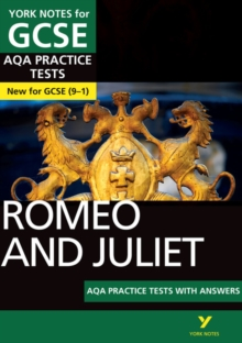 Image for Romeo and Juliet: Practice tests with answers workbook