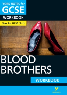 Blood brothers: Workbook - Slater, Emma