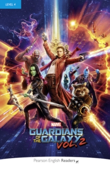 Image for Level 4: Marvel's The Guardians of the Galaxy Vol.2 Book & MP3 Pack