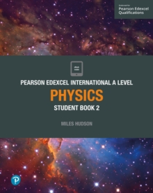 Image for Edexcel international A level physics: Student book