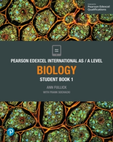 Image for BiologyEdexcel International AS level,: Student book