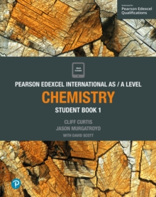 Image for Edexcel international AS level chemistryStudent book