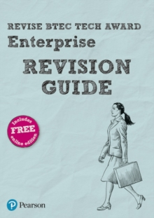 Revise BTEC tech award enterprise revision guide - Jakubowski, Steve