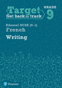 Image for Edexcel GCSE (9-1) French: Writing