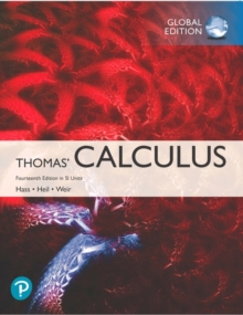 Image for Thomas' calculus