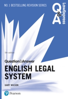 English legal system - Wilson, Gary