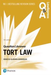 Tort law - Gladwin-Geoghegan, Rebecca