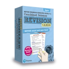 Revise Edexcel GCSE (9-1) Combined Science Higher Revision Cards : with free online Revision Guide -