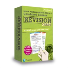 Revise Edexcel GCSE (9-1) Combined Science Foundation Revision Cards : with free online Revision Guide -