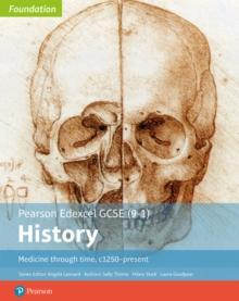 Image for Edexcel GCSE (9-1) History Foundation Medicine through time, c1250-present Student Book