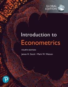 Image for Introduction to econometrics