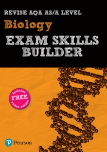 Revise AQA AS/A level biology exam skills builder with activebook -